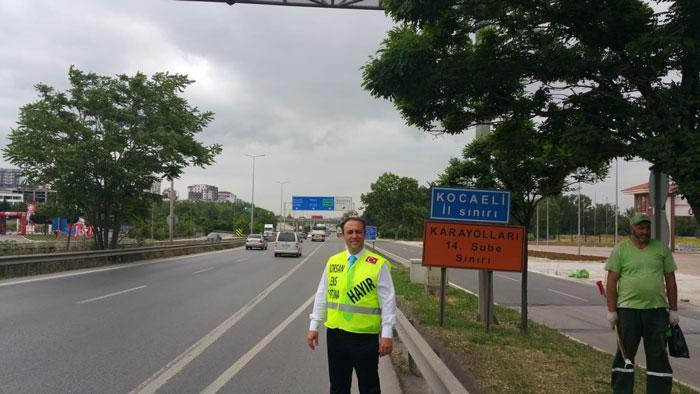 Erol Harbi Korsan Lens Satışı'na karşı Ankara'ya yürüyor…