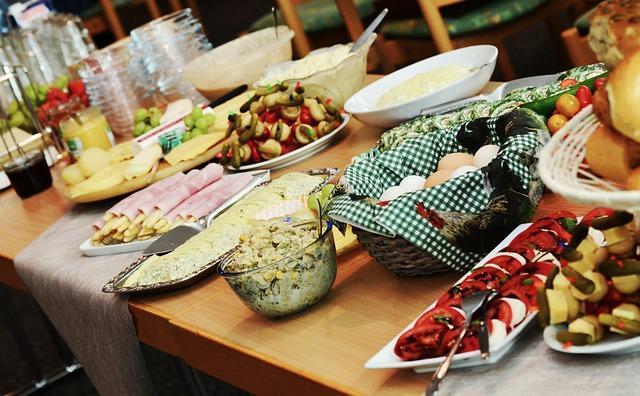 Açık büfe tatillerde doğru beslenmenin altın kuralları