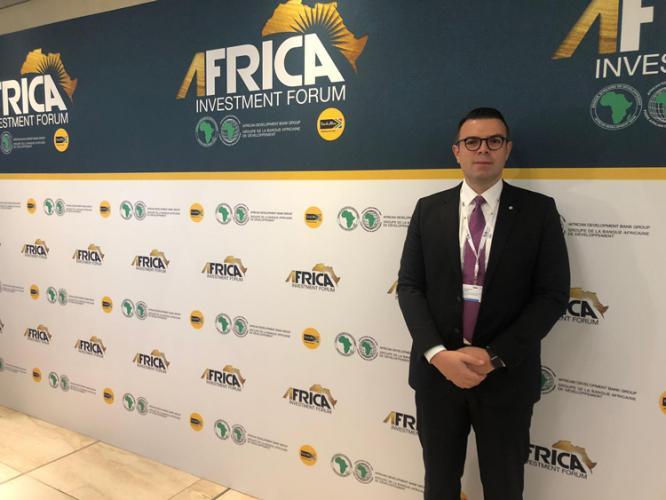 Abdi İbrahim, Afrika'da yatırım fırsatlarını değerlendirdi