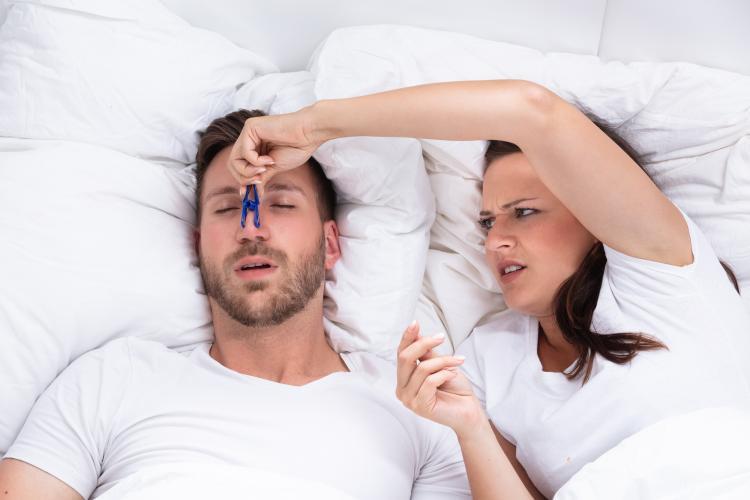 Her 10 kiloluk artışta, uyku apnesi riski 2 kat artıyor!