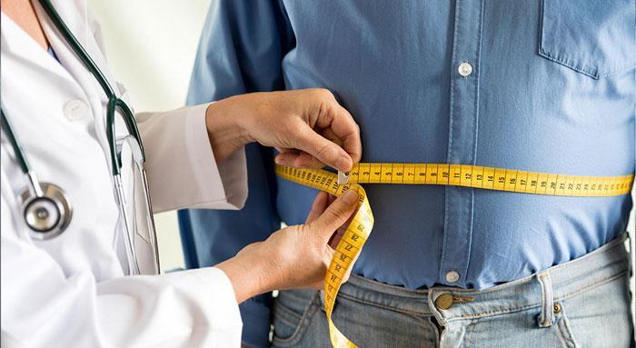Erkeklerde obezite giderek artıyor