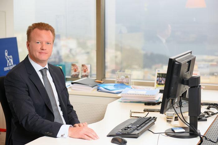 Novo Nordisk, İstanbul'dan yönettiği ülke sayısını iki katına çıkarttı
