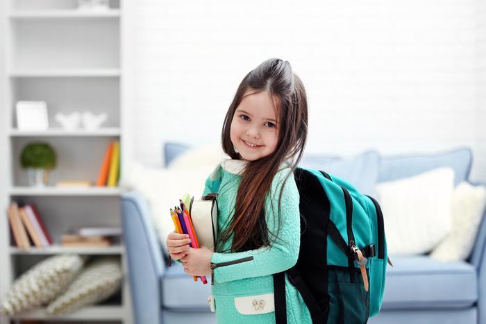 Okul çantalarının ağırlığı, vücut ağırlığının yüzde 10'unu geçmemeli