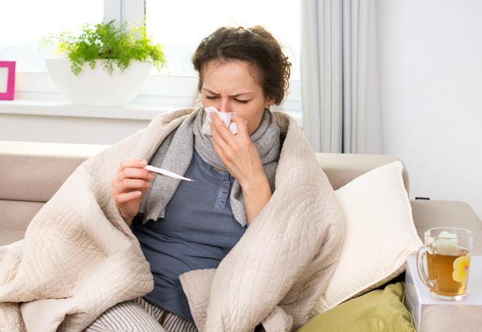 Kapalı alanlarda üst solunum yolu enfeksiyonu riski!