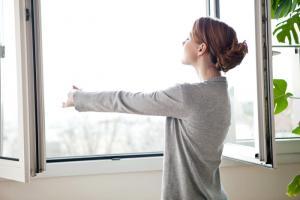 Kapı, pencere açmak pasif içiciliği önlemez