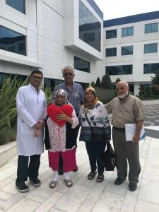 85 Yaşındaki hasta, sığır kalp zarından hazırlanan kapak ile hayata tutundu!