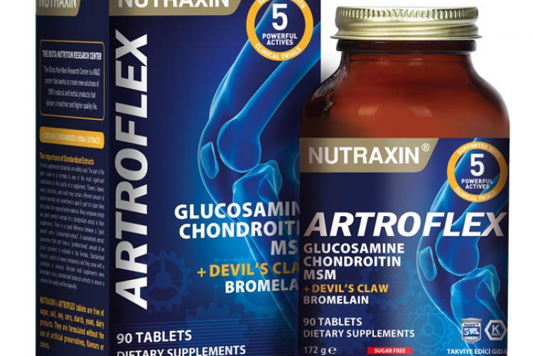 Nutraxin'den eklem ağrıları için Artroflex