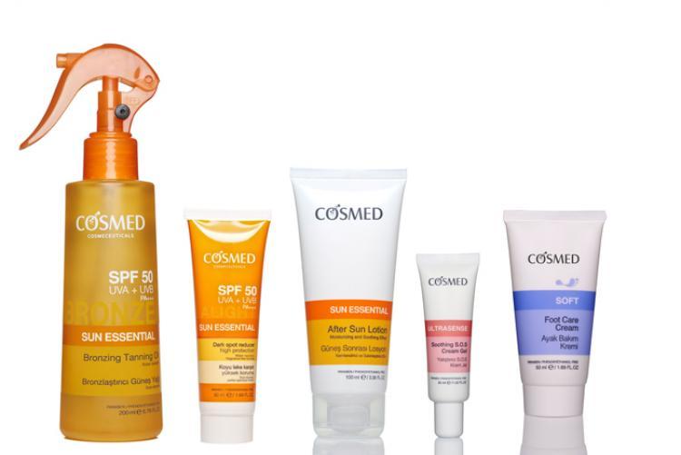 COSMED ile güneş ışıltısını sağlıklı bir şekilde taşıyın