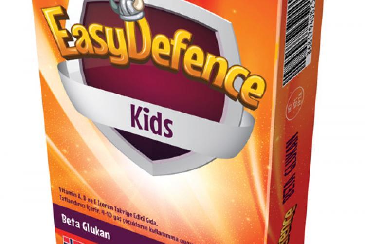 EasyDefence, bağışıklığınızın koruma kalkanı