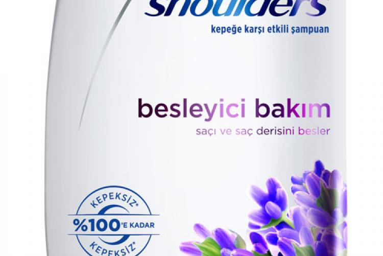 Head&Shoulders'tan yeni besleyici bakım şampuanı