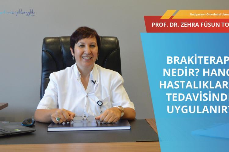 Brakiterapi nedir? Hangi hastalıkların tedavisinde kullanılır?