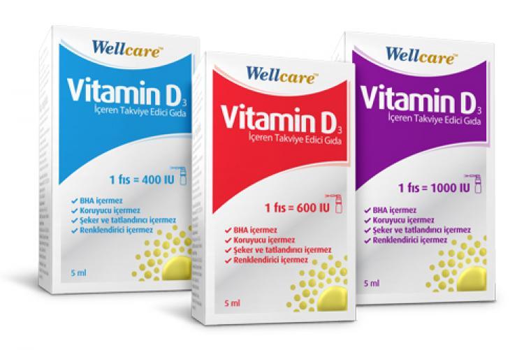Kış günlerinde D vitamininiz eksik olmasın
